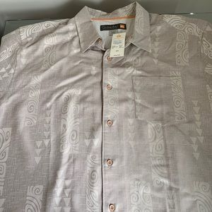 Quiksilver Waterman Collection Button Up S/S